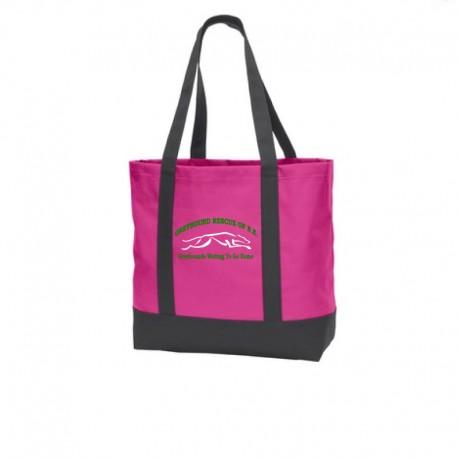 GRNE Nylon Tote Bag