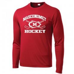 Masco Hockey Long Sleeve Competitor Tee