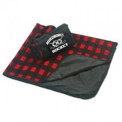 Masco Hockey Fleece/Nylon Fold-up Stadium Blanket