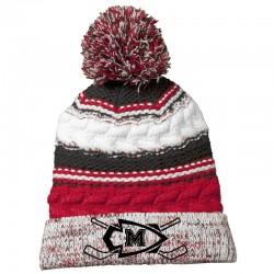 Masco Hockey - SPORT-TEK® Pom Pom Hat