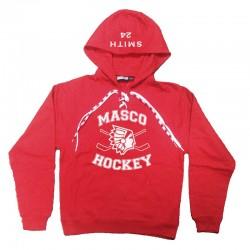 MYH Pennant Faceoff Hoody Sweatshirt Logo1