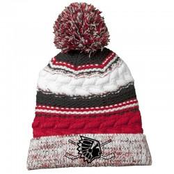 MYH SPORT-TEK® Pom Pom Hat