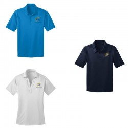 The Christ Initiative Silk Touch Performance Polo