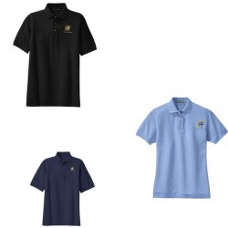 The Christ Initiative Pique Knit Polo