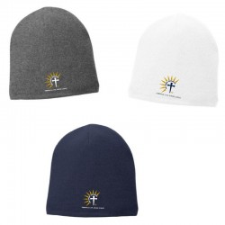The Christ Initiative Fleece-Lines Beanie Cap