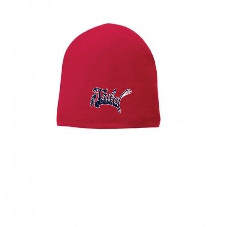 Tribal Port & Company® Fleece-Lined Beanie Cap