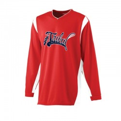 Tribal Augusta Wicking Long Sleeve Warmup Shirt
