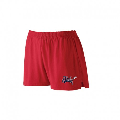 Tribal Ladies Trim Fit Jersey Shorts