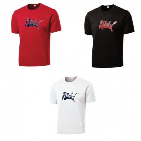 Tribal PosiCharge® Competitor™ Short Sleeve Tee