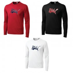 Tribal Long Sleeve PosiCharge® Competitor™ Long Sleeve Tee