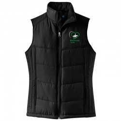 Windrush Ladies Puffy Vest. L709